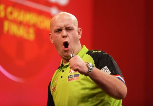 PDC World Darts Championship gets £100k 9-darter bonus.if you hit two of them