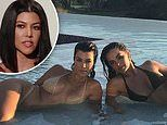Kourtney Kardashian, 41, claps back at trolls who call bikini snaps with Addison Rae, 19, 'weird'