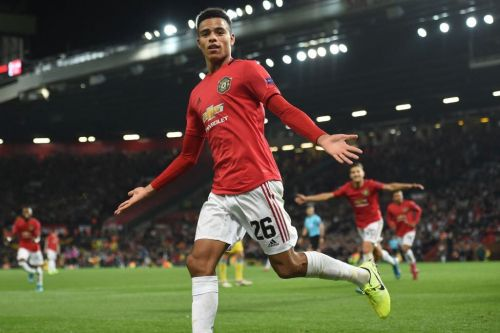 Mason Greenwood makes Manchester United history with goal against Astana