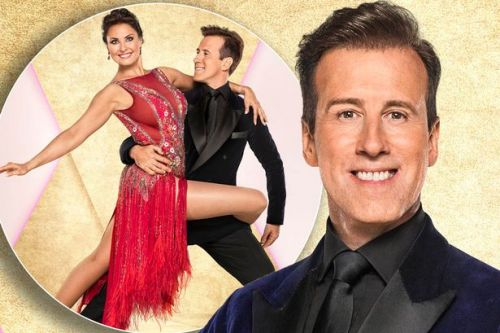 Strictly's Anton Du Beke boasts Emma Barton could win 'as she has her own teeth'