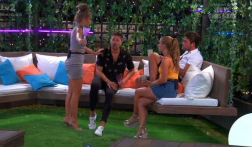 Love Island's Dani Dyer calls Georgia Steel out for lack of loyalty over decision to stay