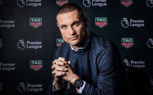 Nemanja Vidic: 'Paul Pogba could maybe even get to be the best player in the world'