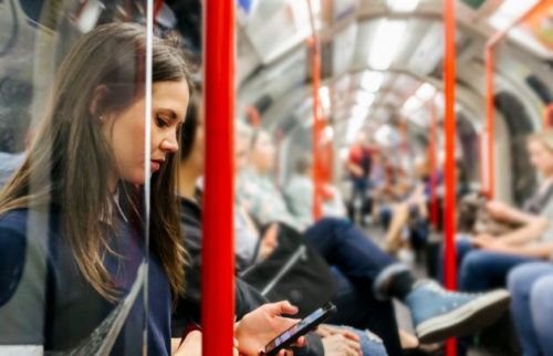 Rejoice! The Tube Will Soon Have Mobile Signal