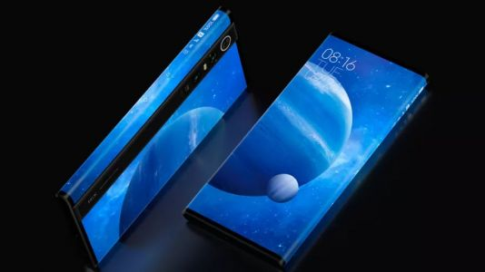 Xiaomi's new patent reveals a fresh take on waterfall displays