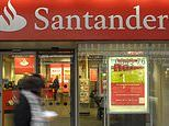 Is your local Santander closing down? Spanish-owned bank announced these 140 branches will shut