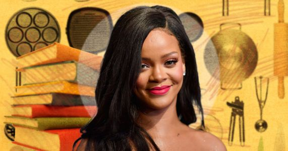 Rihanna 'to expand business empire with homeware and cookbook'