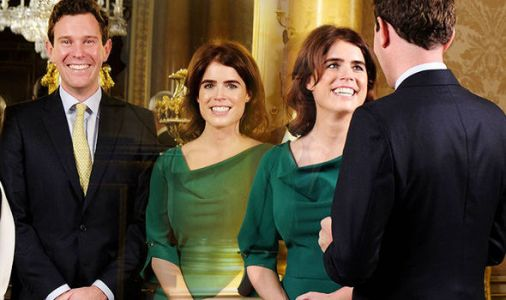 Princess Eugenie wedding: Bride and groom GUSH over each other in pre-wedding interview