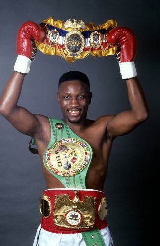 Pernell Whitaker dead at 55: Four-weight world champion dies after being hit by a car