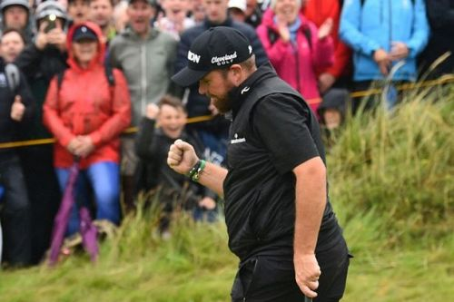 Shane Lowry is The Open champion as he holds on to lift Claret Jug