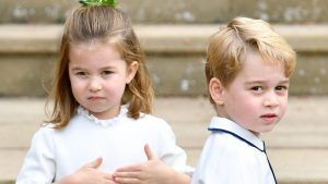 This is what George, Charlotte and Louis' childhood is really like