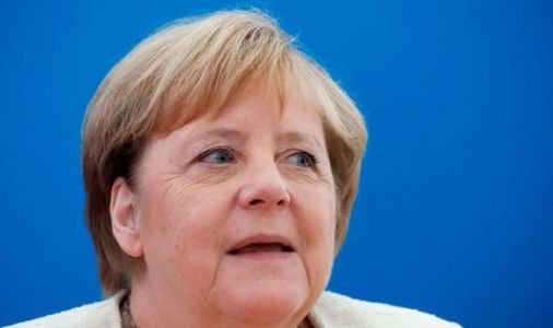Angela Merkel outlines resignation plan after Chancellor's party suffers election setback
