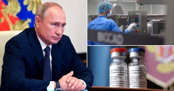 Experts are very worried about Russia's 'Sputnik V' coronavirus vaccine rollout