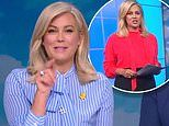 Samantha Armytage's long history of gossiping about other celebrities' private lives on Sunrise