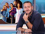 Will Mellor claims he hasn't spoken to his Two Pints of Lager co-star Sheridan Smith for FOUR YEARS