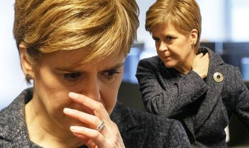 Sturgeon under threat as new group plans to halt independence dream - 'Scots have spoken!'