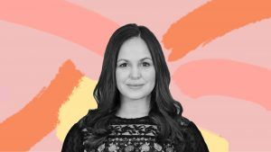 Giovanna Fletcher talks perfume, boob sweat and the film that will always make her cry
