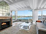 Inside Channel 7's Bruce McWilliams' Point Piper apartment with $1million kitchen