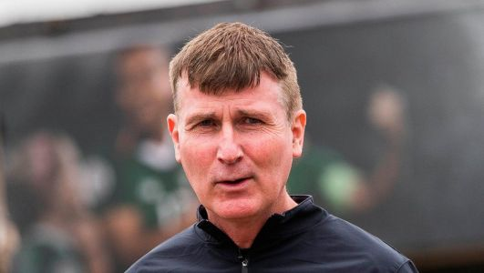 Stephen Kenny: Republic of Ireland can't waste unique opportunity to beat Northern Ireland and qualify for Euros