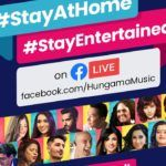 Hungama Artist Aloud launches live digital concerts by renowned musicians