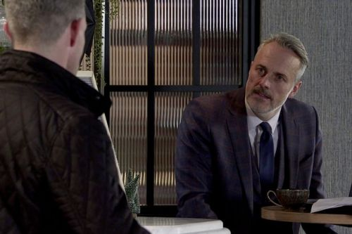 Corrie's Ray Crosby 'to leave' in dramatic downfall at the hands of Craig Tinker