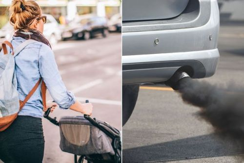 Warning prams and buggies could be threat to your baby's health long-term