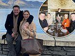 Karl and Jasmine Stefanovic enjoy some alone time in Queenstown