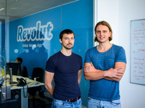 US investors now back nearly a quarter of big European fintech deals, drawn by unicorns like $5.5 billion Revolut
