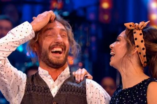 Strictly Come Dancing: Vick Hope eliminated from BBC competition as Seann Walsh wins dance-off