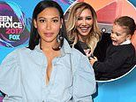 Naya Rivera seemed 'happy' before disappearance and adored son