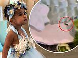 Kylie Jenner's video from niece Dream Kardashian's 2nd birthday bash shows 'COCKROACH' under cake