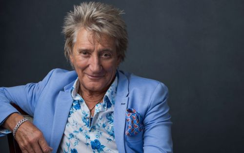 Rod Stewart free from prostate cancer following secret three-year struggle with the disease