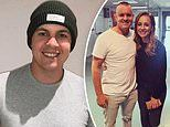 Celebrities rally around Johnny Ruffo after he revealed he is battling brain cancer again