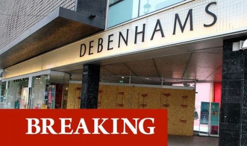 Debenhams to axe 2,500 jobs - department store giant become latest COVID lockdown casualty