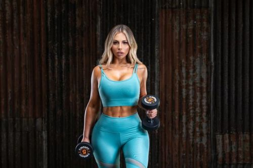 Holly Hagan inundated with praise messages as she posts about body positivity