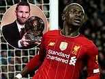 'If you swap Mane's stats with Messi's, Messi still wins': Ba claims Mane was ROBBED of Ballon d'Or