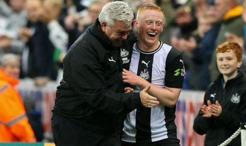 Newcastle boss Steve Bruce shoots down Matty Longstaff contract theory