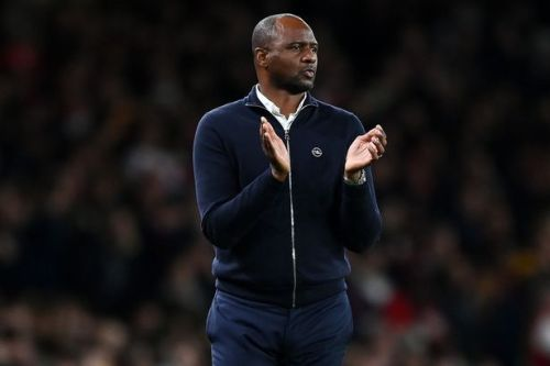 Patrick Vieira's impressive return may give Arsenal future food for thought