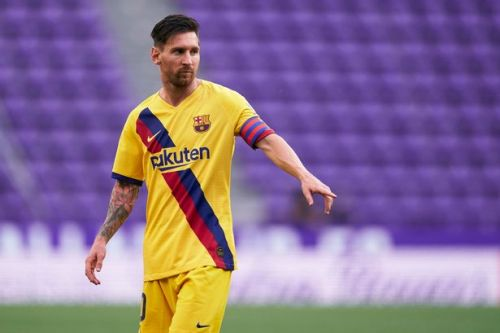 Lionel Messi breaks another La Liga record amid Quique Setien rest confession