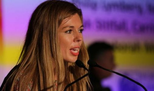 Momentum 'attack dogs' plot smear campaign on Boris's girlfriend Carrie Symonds