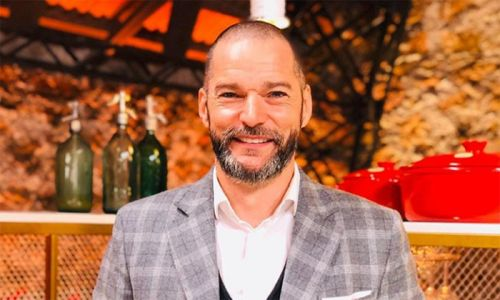 First Dates star Fred Sirieix shares never-before-seen photo of his son