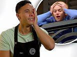 MasterChef's Dan Dumbrell causes panic in the kitchen