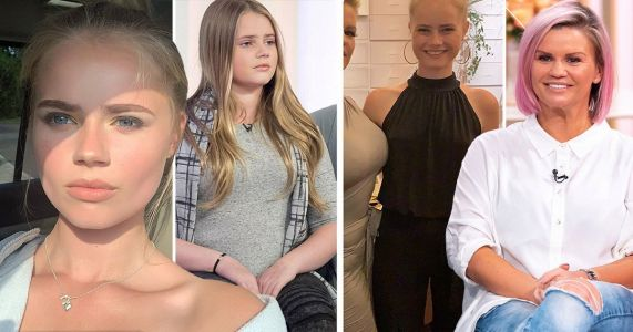 Kerry Katona defends telling daughter Lilly to use meal replacement shakes to lose weight