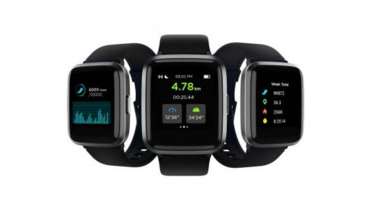 Boat Storm Smartwatch with SpO2 monitor launched for Rs 1,999