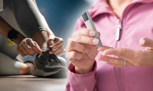 Diabetes type 2: The best exercise to protect against high blood sugar - are you at risk?