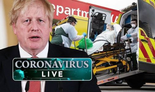 Coronavirus map LIVE: UK braces for terrifying TRUE death toll - hidden stats released