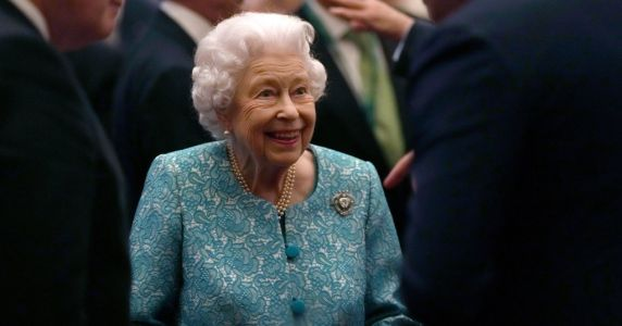 Queen, 95, 'politely' declines Oldie of the Year award