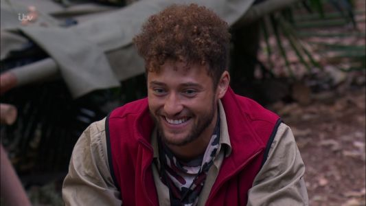 Myles Stephenson is sixth I'm A Celeb star to be voted off