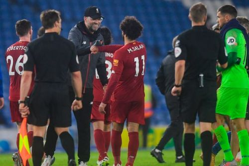 Klopp responds to Mo Salah criticism after Souness calls him 'super selfish'