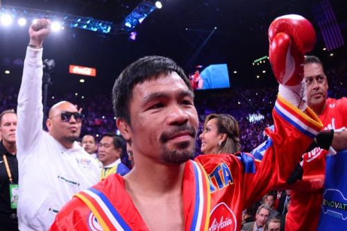 Manny Pacquiao sets sights on Floyd Mayweather and Conor McGregor ahead of return