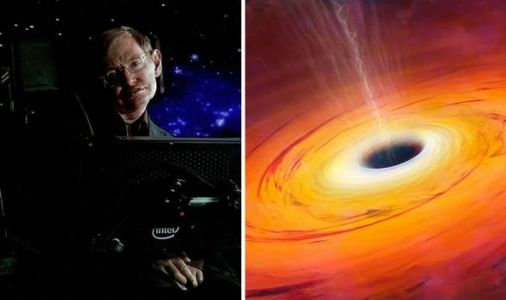 Stephen Hawking black hole theory proved true: Hawking radiation exists - study